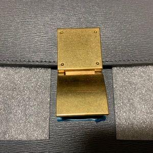 6c0fa1b8e8b6 Celine Bags - New Céline medium grey-blue box bag